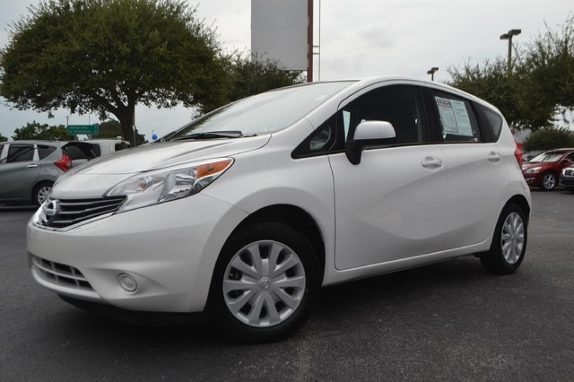 Certified Used Nissan Versa Note S