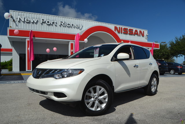 Certified Used Nissan Murano S